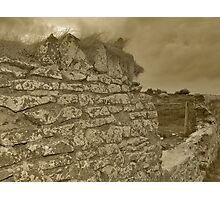 Farm wall Photographic Print