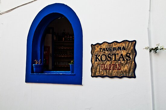 COLOURS OF GREECE ..(2) . by vaggypar