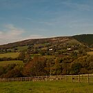 Three Horseshoes Vista by Aggpup
