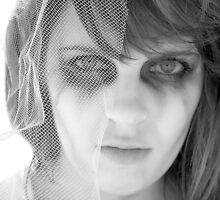Zombie Bride 7 - Infrared by Debbie Pinard