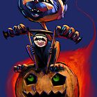 Happy Halloween by Tom Godfrey