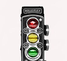 Trafic-rollei lights by doublezero