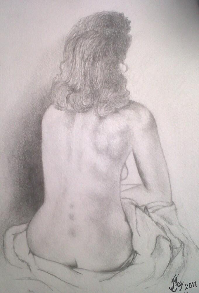 Pencil Study by jamie joy