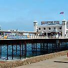 brighton pier by Bronwen Hyde