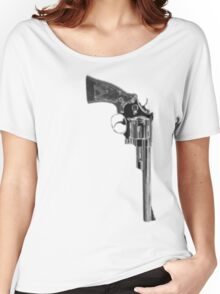 Smith & Wesson .44 Magnum Women's Relaxed Fit T-Shirt