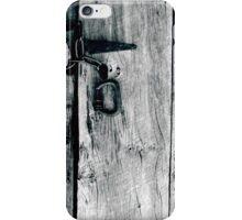 Barnwood iPhone Case/Skin