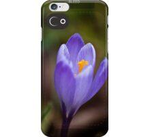 Crocus iPhone Case/Skin