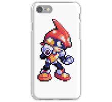 Pulseman - SEGA Genesis Sprite iPhone Case/Skin