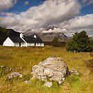 Black Rock Cottage by Brian Kerr