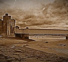 Conwy Castle, Wales by buttonpresser
