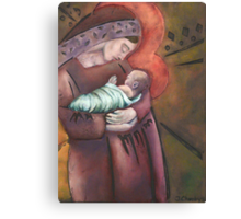 Mother & Child 2011 Canvas Print