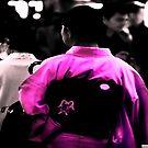 Geisha Kyoto (iPhone cover) by AnaBanana