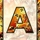 Fractal – Alphabet – A is for Abstract by Anastasiya Malakhova