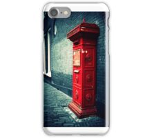 Keep in Touch iPhone Case/Skin