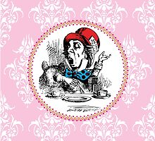 Alice in Wonderland - The Mad Hatter by EclecticAtHeART