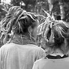Dreadlocks. by Jean-Luc Rollier