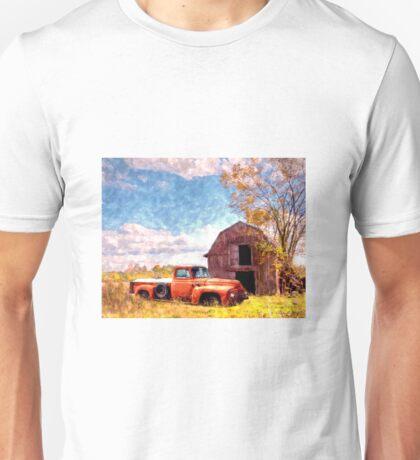 """Rural Americana"" Unisex T-Shirt"