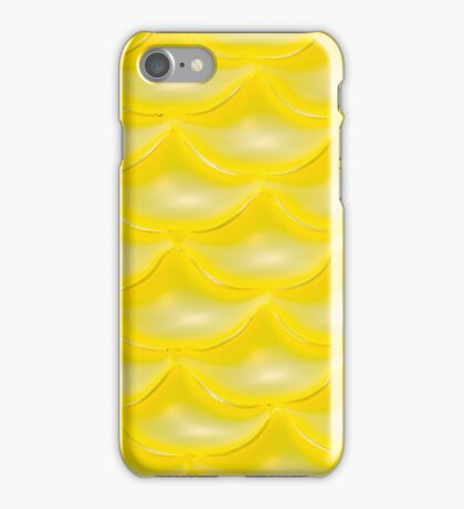 Yellow Mattress iPhone Case/Skin
