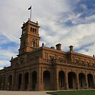 Werribee Mansion ~ Werribee Park, Victoria by Bree Lucas