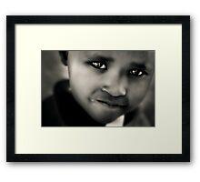 Samburu Framed Print
