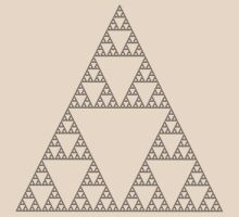 Sierpinski Triangle by YabuloStore919
