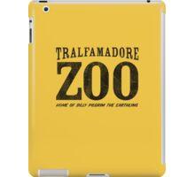 Tralfamadore Zoo iPad Case/Skin