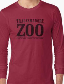 Tralfamadore Zoo Long Sleeve T-Shirt
