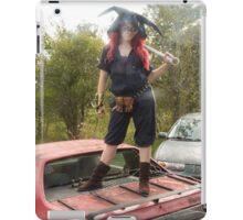 Sprocket - Wasteland's Sweetheart  iPad Case/Skin