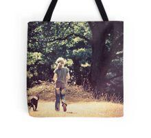 Kitty and Casper Tote Bag
