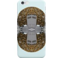 Surreal City #1 Blue Edition iPhone Case/Skin