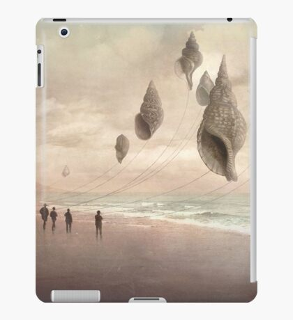 Floating Giants iPad Case/Skin