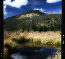 Rocky Mountain Autumn by Matt Farley