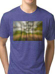 Forest Landscape Tri-blend T-Shirt