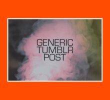 Generic Tumblr Post Kids Clothes