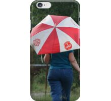 ihpone umbrella iPhone Case/Skin