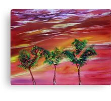 Winds of Fall Canvas Print