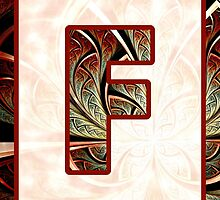 Fractal – Alphabet – F is for Fractal Creations by Anastasiya Malakhova