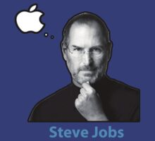 Steve Jobs thinking by LUUUL