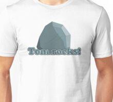 Tom rocks! Unisex T-Shirt
