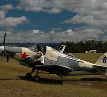 Airabonita @ Festival Of Flight, Queensland, 2011 by muz2142