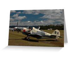 Airabonita @ Festival Of Flight, Queensland, 2011 Greeting Card