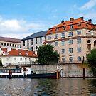 Praha architecture by Dfilyagin