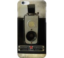 Brownie Hawkeye - iPhone case iPhone Case/Skin