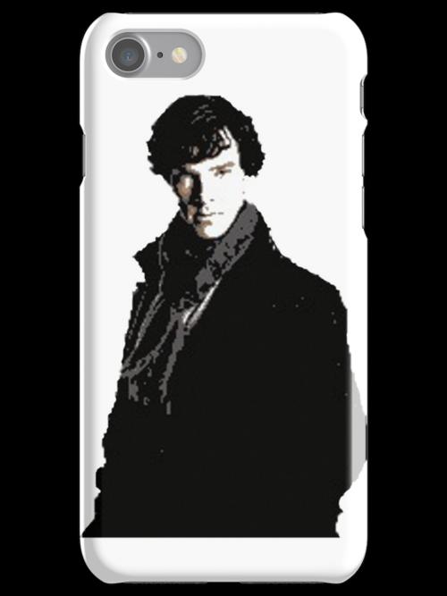 Sherlock Holmes by Margaret Wickless