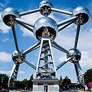Brussel. Atomium by Dfilyagin