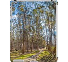 Woodlands Walk iPad Case/Skin
