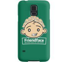 Friendface Samsung Galaxy Case/Skin