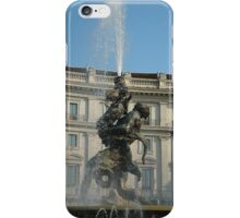 iphone case Fountain, Rome iPhone Case/Skin