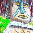 Tiki Man God by G.A. Fuller