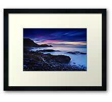 Bracelet Bay Framed Print